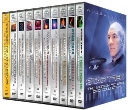 Star Trek: Motion Pictures Collections