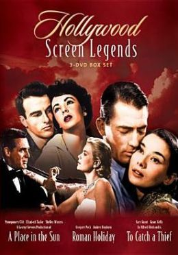 Hollywood Screen Legends Giftset