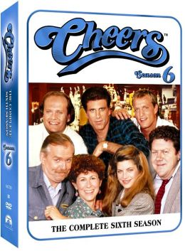 Cheers: Complete Sixth Season