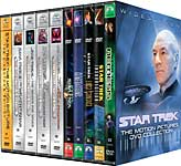 Star Trek: Motion Pictures