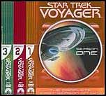 Star Trek Voyager: Seasons 1-3 Gift Set