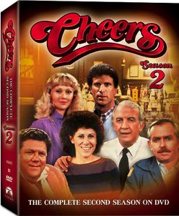 Cheers: Complete Second Season