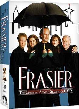 Frasier: Complete Second Season