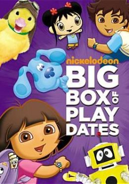 Nick Jr. Favorites: Big Box of Play Dates (3pc)