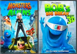 Monsters vs. Aliens / B.O.B.'s Big Break