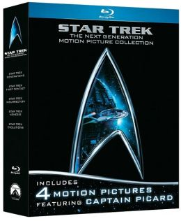 Star Trek - The Next Generation Motion Picture Collection