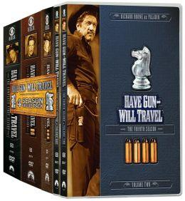 Have Gun, Will Travel: Seasons 1-4
