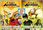 Avatar, the Last Airbender - Book 2: Earth, Volumes 3 & 4