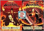Avatar, the Last Airbender: Book 3 - Fire, Volumes 3 & 4