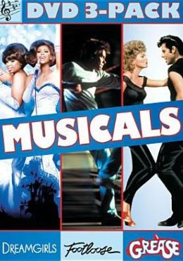Dreamgirls/Footloose /Grease