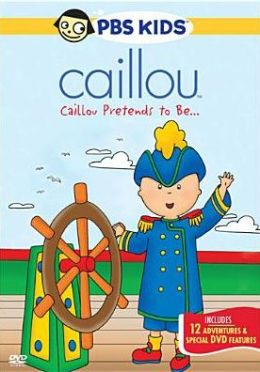 Caillou: Caillou Pretends to Be Me