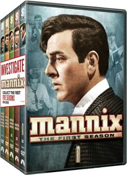 Mannix: Seasons 1-5