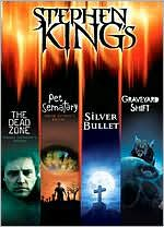 Stephen King's the Dead Zone/Pet Sematary/Silver Bullet/Graveyard Shift