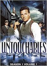 Untouchables: Season 1, Vol. 1