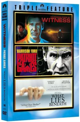 Harrison Ford Triple Feature