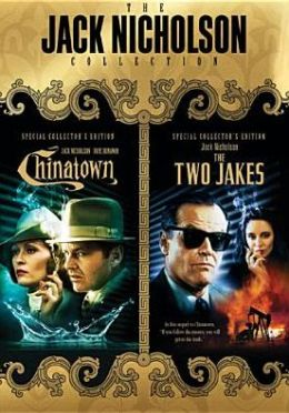 Jack Nicholson Collection: Chinatown/the Two Jakes