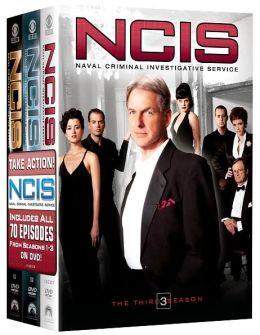 Ncis: Seasons 1-3