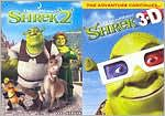 Shrek 2 / Shrek 3-d