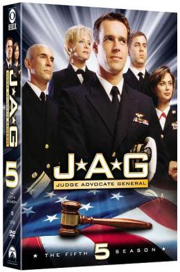 JAG - Season 5