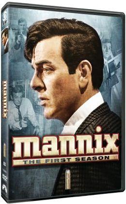 Mannix - Season 1