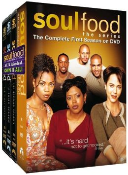 Soul Food: Complete Series (19pc) / (Full Box Sen)