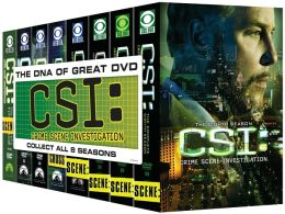 Csi: 8 Season Pack