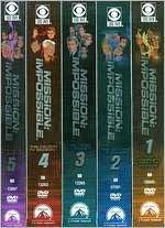 Mission: Impossible - Five Tv Season Pack