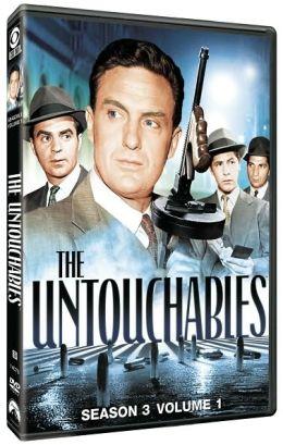 The Untouchables - Season 3, Vol. 1