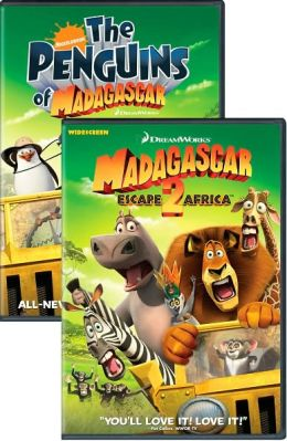 Madagascar - Escape 2 Africa & The Penguins of Madagascar