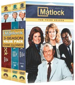 Matlock: Season 1-3