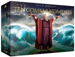 The Ten Commandments - Anniversary Collection