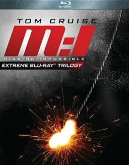 Mission: Impossible - Extreme Blu-Ray Trilogy