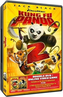 Kung Fu Panda 2/Kung Fu Panda: Secrets of the Masters