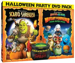 Scared Shrekless / Monsters vs. Aliens - Mutant Pumpkins from Outer Space