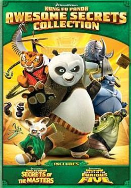 Kung Fu Panda: Secrets of the Masters/Secrets of the Furious Five