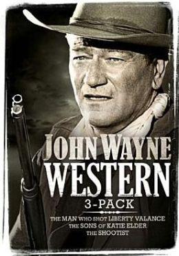 John Wayne Western 3-Pack