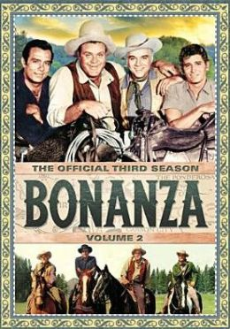 Bonanza: the Official Third Season Vol. 2