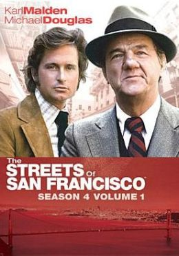 Streets of San Francisco: Season 4, Vol. 1