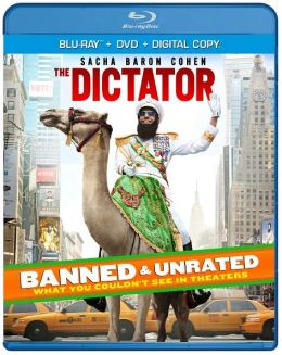 The Dictator BANNED & UNRATED Version