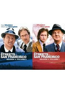 Streets of San Francisco: Season 4, Vols. 1 and 2