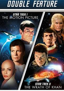 Star Trek: the Motion Picture/Star Trek Ii: the Wrath of Kahn