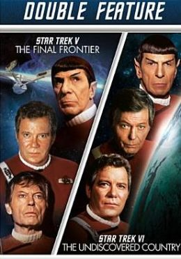 Star Trek V: the Final Frontier/Star Trek Vi: the Undiscovered Country