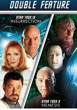 Star Trek: Insurrection/Star Trek: Nemesis