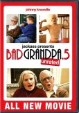 Video/DVD. Title: Jackass Presents: Bad Grandpa .5