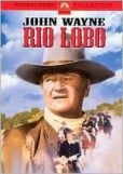 Video/DVD. Title: Rio Lobo