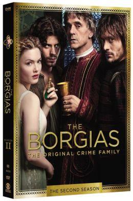 The Borgias: The Second Season