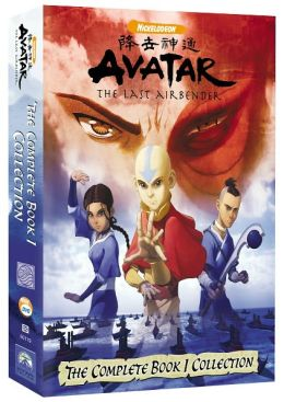 Avatar - The Last Airbender: The Complete Book I DVD Box Set