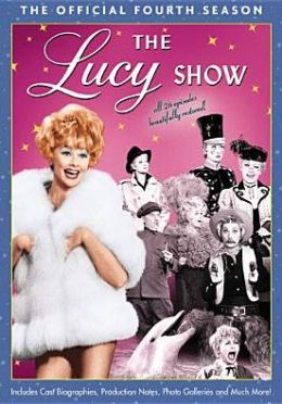 Lucy Show: the Official Fourth Season