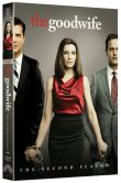 Video/DVD. Title: The Good Wife: The Second Season