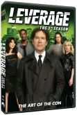 Video/DVD. Title: Leverage: The 3rd Season